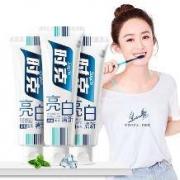 Sayclo/时克 夏日清洁美白牙膏 3支装 单支100g