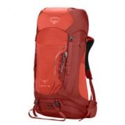 OSPREY 小鹰背包 徒步登山专业背包 Kestrel 38 自带防雨罩 M/L 红色