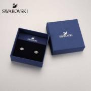 18新款,SWAROVSKI 施华洛世奇 LUCKILY EVIL EYE 恶魔之眼耳环 5377741*3件 ¥767.6包邮包税新低256元/件(双重优惠)