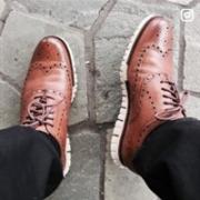 Cole Haan可汗官网精选男士鞋履低至2折促销