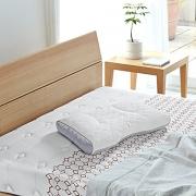 西川(NISHIKAWA)   颈椎健康透气软管枕64*43cm/低枕
