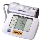 松下(Panasonic) EW3106W 全自动血压仪 卷绑式袖带