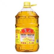 鲁花 5S 压榨一级 花生油 6.18L