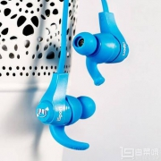 Monster 魔声 iSport Wireless 防水运动无线蓝牙耳机 蓝色