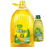 RONGS 融氏 鲜胚玉米油 一级压榨 5L
