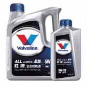 Valvoline 胜牌 星胜 All-Climate 全合成机油SN 5W-30 4L+1L