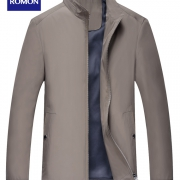 Romon 罗蒙 春秋款 休闲立领夹克外套