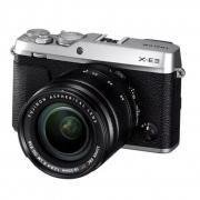 富士(FUJIFILM) X-E3 无反相机套机(XF 23 mm F2 镜头)  2430万像素 触摸屏 4K视频 蓝牙4.0