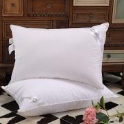 DOWNIA  杜维雅 喜来登定制款 填充物900克 90%白鸭绒枕 2个
