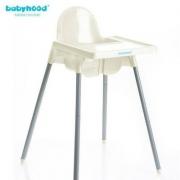 Babyhood 世纪宝贝 BH-501 宝宝餐椅 白色