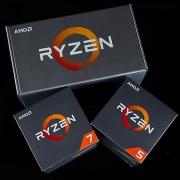 AMD Ryzen 7 2700X + Ryzen 5 2600X 简单开箱