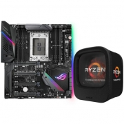 三款 AMD X399主板实测 | ASUS 华硕 ROG Zenith Extreme 套装分享