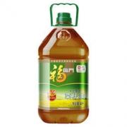福临门 非转压榨 家香味 AE浓香营养菜籽油 4L