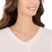 Swarovski 施华洛世奇 Guardian 女士时尚浪漫心心相印水晶项链 5292398