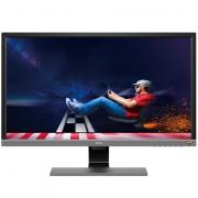 BenQ 明基 EL2870U 28英寸4K显示器开箱及使用展示