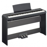 YAMAHA 雅马哈 P-115B 88键数码钢琴套装(架+三踏板)