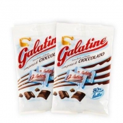 Galatine 佳乐锭 牛奶压片 巧克力味 115g9.8元包邮(2人拼团)