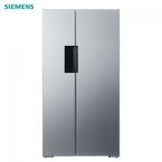 SIEMENS 西门子 BCD-610W(KA92NV41TI) 610L 变频风冷 对开门冰箱