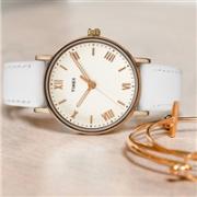 Timex 天美时 TW2R28300 女士石英手表