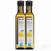 Hipp 喜宝 100%有机纯菜籽油 婴儿辅食添加食用油 250ml*2瓶 €15.9