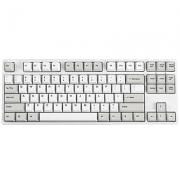 GANSS 高斯 GS87-D 灰白双模机械键盘开箱体验