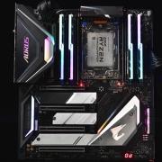 GIGABYTE 技嘉 X399 AORUS XTREME 电脑主板开箱测试