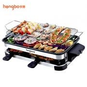Hengbo 亨博 HB-480 家用电烧烤炉开箱