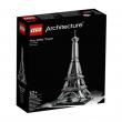 Lego 乐高 The Eiffel Tower 埃菲尔铁塔 21019 积木玩具开箱