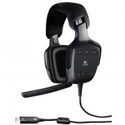 Logitech 罗技 G35 头戴式耳机开箱测评