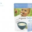 Bellamy's 贝拉米 有机婴幼儿米粉米糊 宝宝辅食 4个月以上 125g