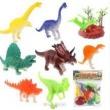 zhienb 智恩堡 仿真恐龙玩具套装9.9元包邮(2人拼团)