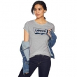 Levi's 李维斯 女士Logo印花纯棉T恤 两色 闪购价$12.99约89元