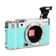 富士(FUJIFILM)   X-A10(16-50mm f/3.5-5.6)APS-C画幅无反相机套机