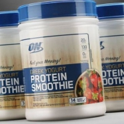 Optimum Nutrition ON 奥普帝蒙 希腊酸奶蛋白奶昔462g