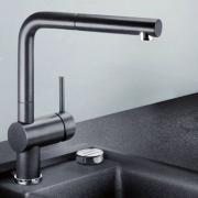 国内¥4499,Blanco 铂浪高 Linus-S系列 516688 可抽拉式厨房龙头 Prime会员免费直邮含税