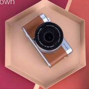 FUJIFILM 富士 X-A20 无反相机套机(XC 16-50 II镜头)摩卡棕2199元包邮