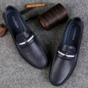 hiylla boy G226 男士一脚蹬休闲皮鞋