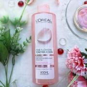 L'Oréal Paris 巴黎欧莱雅 花卉柔肤水 400ml*3瓶 Prime会员凑单免费直邮含税