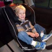 Britax 百代适 Boulevard G4.1 中端儿童安全座椅 4色