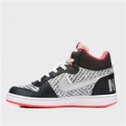 Nike耐克 Court Borough 高帮板鞋 大童款