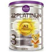 a2 艾尔 Platinum 白金版 婴幼儿奶粉 3段 900g*4罐装756.16元含税包邮