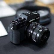 FUJIFILM 富士 X-T20 (XC 15-45mm) 微单电套机 2430万像素