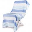 SANLI 三利 纯棉纱布浴巾 70*140cm*250g15.9元(立减)