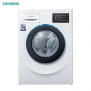 SIEMENS 西门子 WM12L2601W 8公斤 变频滚筒洗衣机3399元包邮