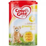 Cow&Gate 牛栏 婴幼儿奶粉 4段 800g