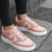 Nike 耐克 Air Force 1 LOW 06 大童款运动鞋 粉色
