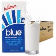 新西兰 Anchor 安佳 UHT全脂纯牛奶 1L*16件 118.24元含税包邮7.39元/件(满199-100元)