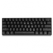 GANSS 高斯 ALT61 有线机械键盘(Cherry轴、60%布局)