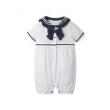 Augelute 男女宝宝海军风水手连身衣 *3件99元包邮(99元选3件,合33元/件)