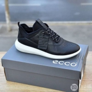 镇店之宝,ECCO 爱步 Scinapse 赛速 女士高帮系带休闲鞋
